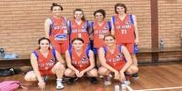 Red Stars Basketball Club Draza Mihailovic Cup 2016 Sydney Women's Champions