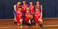 Red Stars Basketball Club Women Div5 Runners up for Bankstown Winter 2018
