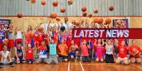 Red Stars Grand Final Games Winter 2018 Bankstown Basketball Competition