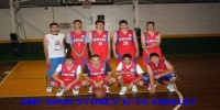 Red Stars Basketball Club DMC 2008 Sydney Boys Under 16 Runners Up
