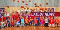 Red Stars Basketball Club Annual Presentation of Trophies 2016