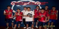 Red Stars Basketball Club Boys U/16 Div 2 Runners up Bankstown Winter 2008