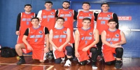 Red Stars Basketball Club Men Div2 Runners up for Bankstown Winter 2018