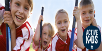 NSW Active Kids Program | $100 Rebate Voucher |