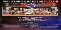 Red Stars Basketball Club Annual Trophy Presentation Night 2018