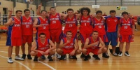 Red Stars Basketball Club Draza Mihailovic Cup10' Adelaide Boys U/18 Champions