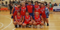 Red Stars Basketball Club Draza Mihailovic Cup 2010 Adelaide Women's Champions