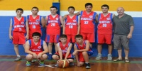 Red Stars Basketball Club Draza Mihailovic Cup 2012 Sydney Boys Under 16 Runners Up