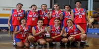Red Stars Basketball Club Draza Mihailovic Cup 2012 Sydney Women's Champions