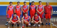 Red Stars Basketball Club Draza Mihailovic Cup 2012 Sydney Men's Div 2 Runners Up