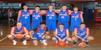 Red Stars Basketball Club Boys Under 18 Div 1 Runners Up for Bankstown Summer 2012