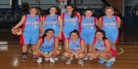 Red Stars Basketball Club Girls Under 18 Div 1 Runners Up for Bankstown Summer 2012