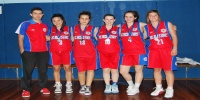 Red Stars Basketball Club Women's Under 22 Runners Up for Bankstown Winter 2011