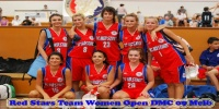 Red Stars Basketball DMC 2009 Melbourne Womens Runners Up