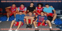 Red Stars Basketball Club Boys U/18 Div 2 Runners Up for Bankstown Summer 10'