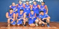 Red Stars Basketball Club Boys U/22 Div1 Champions for Bankstown Summer 2015/16