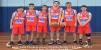 Red Stars Basketball Club Boys U/16 Div1 Champions for Bankstown Summer 2015/16