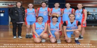 Red Stars Basketball Club Girls U/18 Div1 Runners up for Bankstown Summer 2015/16